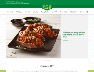 jennieo.com screenshot