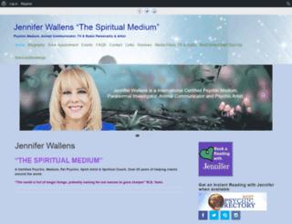 jenniferwallens.com screenshot