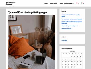 jennyonthepage.com screenshot