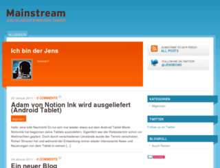 jensbond.de screenshot