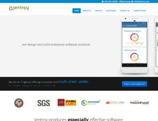 jentroy.com screenshot