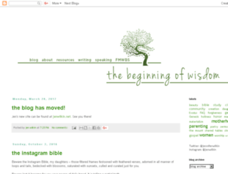 jenwilkin.blogspot.com screenshot