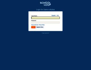 jepson.schoolloop.com screenshot