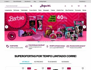 jequiti.com.br screenshot