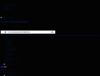 jeremybarnhart.com screenshot