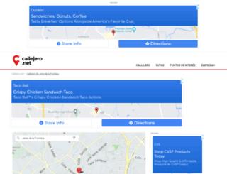 jerez-de-la-frontera.callejero.net screenshot