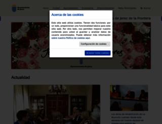 jerez.es screenshot