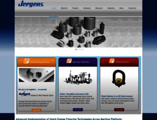 jergensindia.com screenshot