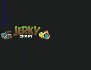 jerkyxp.buycraft.net screenshot