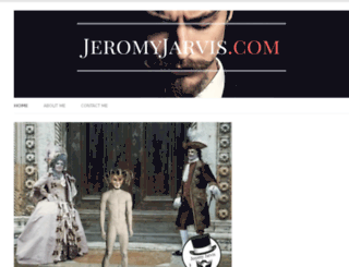 jeromyjarvis.com screenshot
