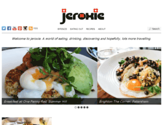 jeroxie.com screenshot