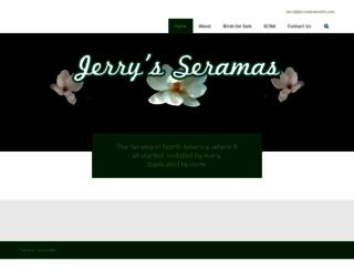 jerrysseramasllc.com screenshot