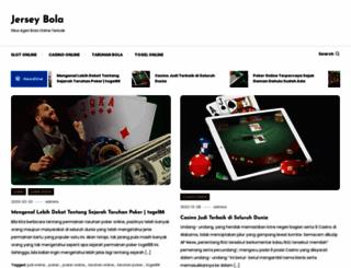 jersey-bola.net screenshot