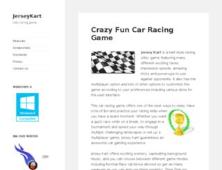 jersey-kart.com screenshot