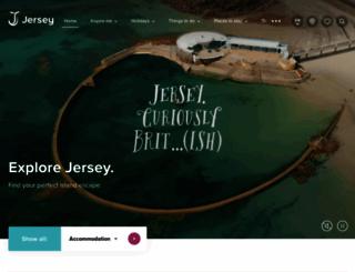 jersey.com screenshot