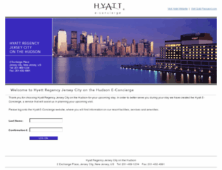 jerseycity.hyatte-concierge.com screenshot