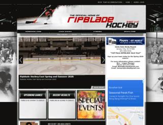 jerseycityhockey.com screenshot
