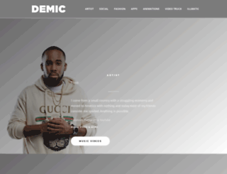 jerseydemic.com screenshot