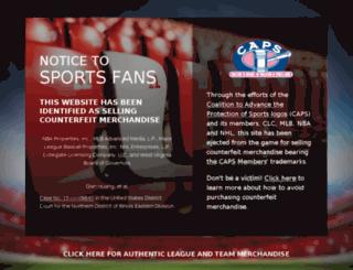 jerseys-yeah.com screenshot