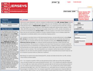 jerseys.energiesbox.com screenshot