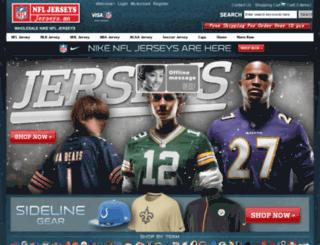 jerseys.mn screenshot