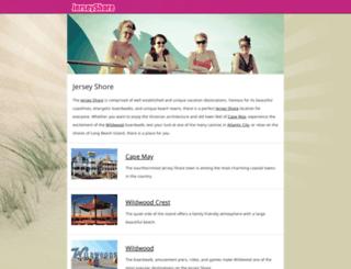 jerseyshore.com screenshot