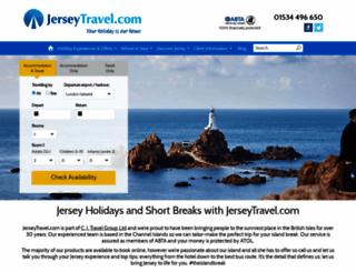 jerseytravel.com screenshot