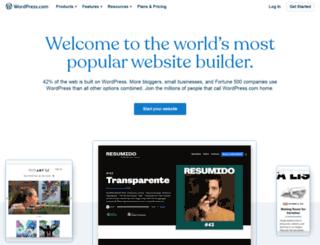 jerusalempartmentrentals.wordpress.com screenshot