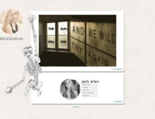 jesh.insanejournal.com screenshot