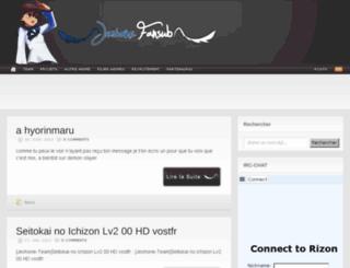 jeshone.animeserv.net screenshot