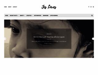 jesroque.com screenshot