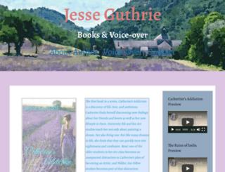 jesseguthrie.com screenshot