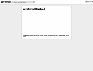 jesseneo.com screenshot