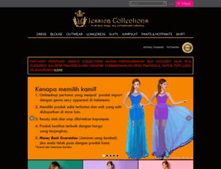 jessica-collections.com screenshot