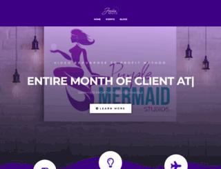 jessicabrace.com screenshot