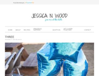 jessicanwood.com screenshot