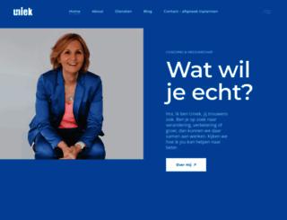 jessicavanlingen.nl screenshot