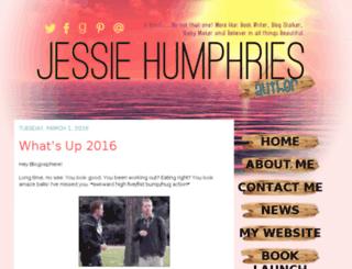 jessie-humphries.blogspot.com screenshot