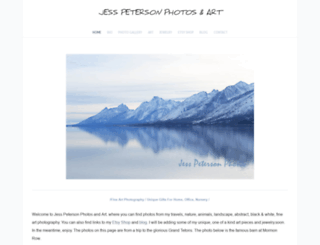 jesspetersonphotos.com screenshot