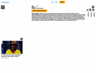 jessyb17.chatango.com screenshot