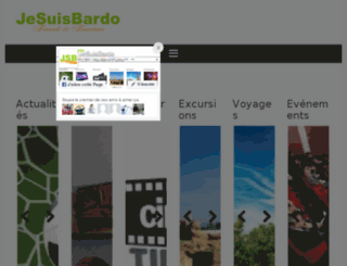jesuisbardo.com.tn screenshot