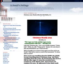 jesuitjottings.blogspot.de screenshot