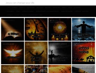 jesus-can-change.com screenshot