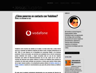 jesusdugarte.com screenshot