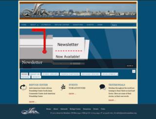 jesusformuslims.org screenshot