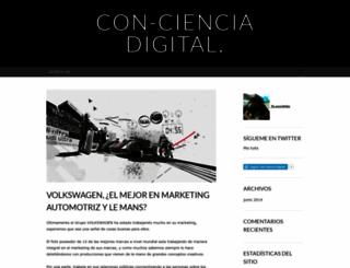 jesusleonblog.wordpress.com screenshot