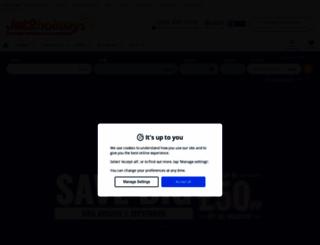 jet2holidays.com screenshot