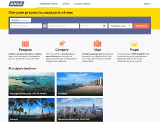 jetcost.com.br screenshot