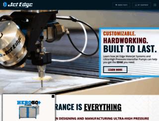 jetedge.com screenshot
