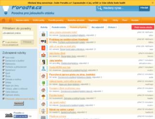 jetelka.pise.cz screenshot
